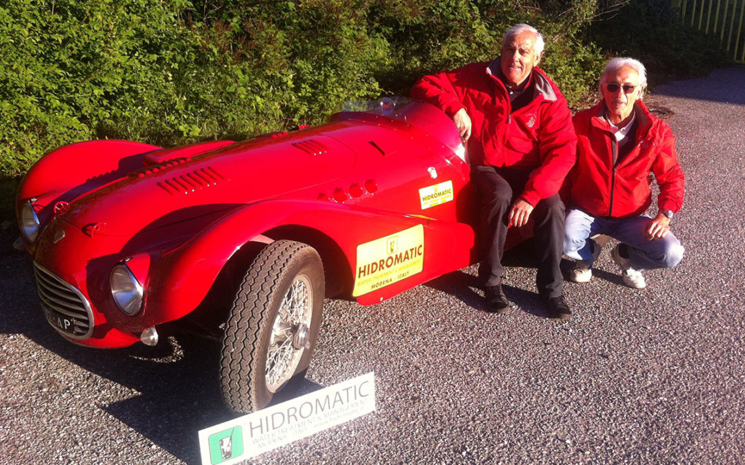 "PARTICIPATION TO THE ""MILLE MIGLIA"" CAR RACE 2017"
